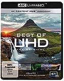 Best of UHD 4k - Das Original - Vol. 1: Wonders of Nature [Ultra HD Blu-ray]