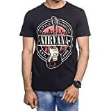 Best Nirvana - Nirvana Men's Printed Regular Fit T-Shirt Review