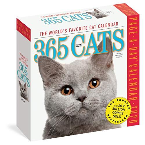 365 Cats 2020 Calendar