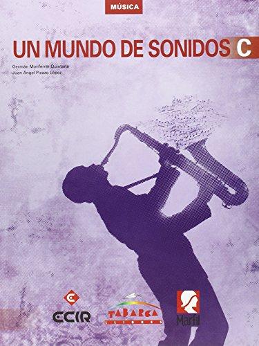 Un Mundo De Sonidos C - 9788480253789 por Germán Monferrer Quintana