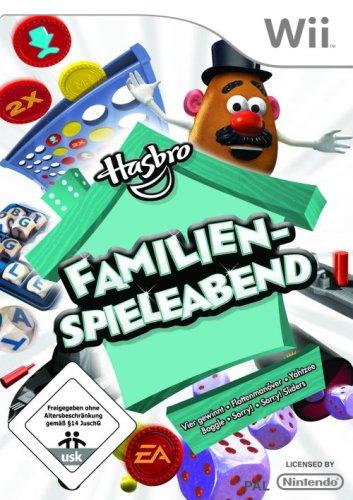 Hasbro Familien-Spieleabend
