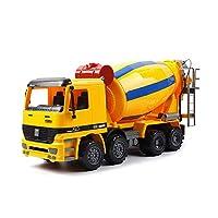 Sinmova Simulation Cement Mixer Inertia Transport Mixer Model Toy Car For Children