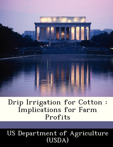Drip Irrigation for Cotton: Implications for Farm Profits