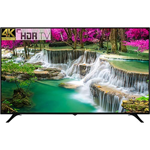 Techwood 75AO7USB 75inch 4K Ultra HD TV - A  Rated