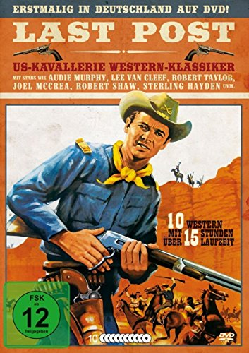 Last Post - US Kavallerie Western Klassiker Box [10 DVDs] -