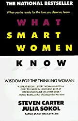 What Smart Women Know by Steven Carter (1995-01-05)