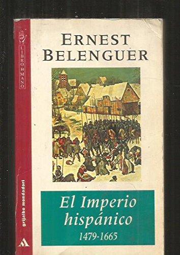 Imperio hispanico*** (Libro de mano) por Ernest Belenguer