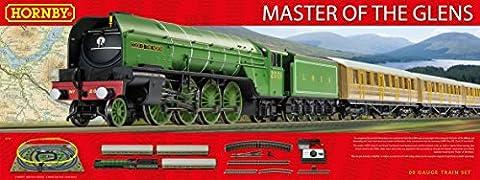 Hornby R1183 Master of the Glens Complete Starter Train