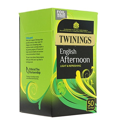 Twinings Traditional Afternoon - 4 x 50bags