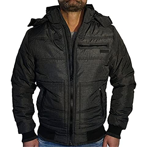Blend Winterjacke Stepp Kapuze neues Model S M L XL