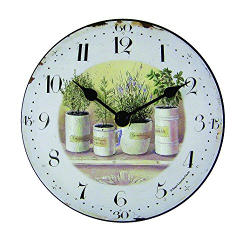 roger-lascelles-reloj-de-pared-hierbas-macetas-reloj-color-blanco-15-cm