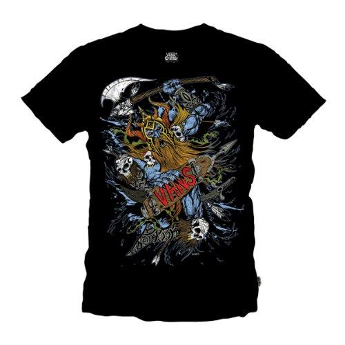 Vans -  T-shirt - Maniche corte  - Uomo 047 L