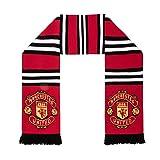#8: Manchester United F.C. Bar Scarf TL