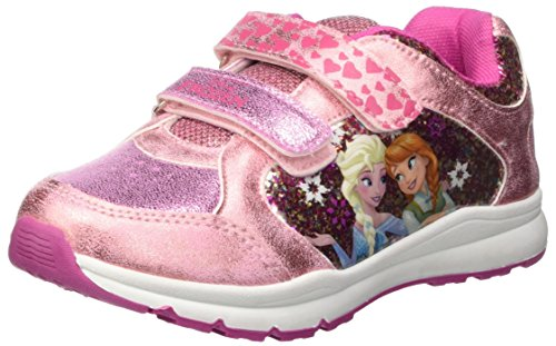 Walt Disney Training, Scarpe Low-Top Bambine e Ragazze, Rosa, 31 EU