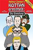 Kottan ermittelt: Die Einteilung: Kottan Comic Nr. 2