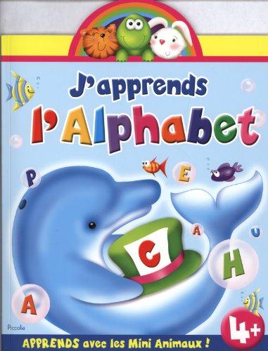 J'apprends l'alphabet