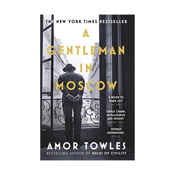 A Gentleman in Moscow 51k 2BlXZyJ6L