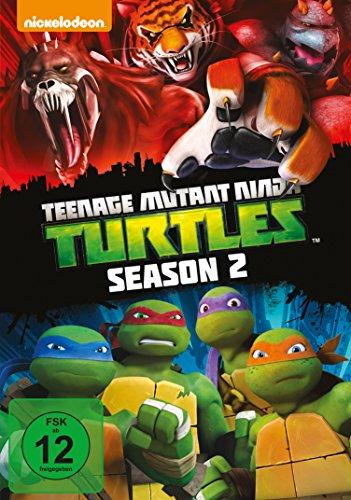 - Vier Teenage Mutant Ninja Turtles