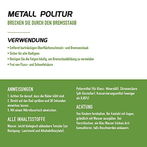 Pulitore-di-Rim-con-gratis-mikrofastuecher-von-Eco-Touch--500-ML