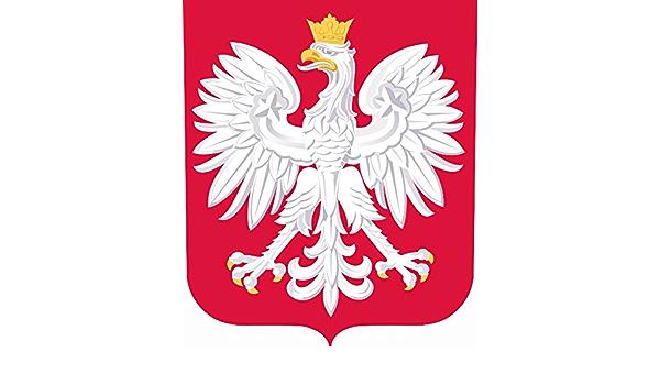 POLSKA walcząca l/'indépendance de la Pologne Autocollant//Autocollant Voiture//Van//Fenêtre