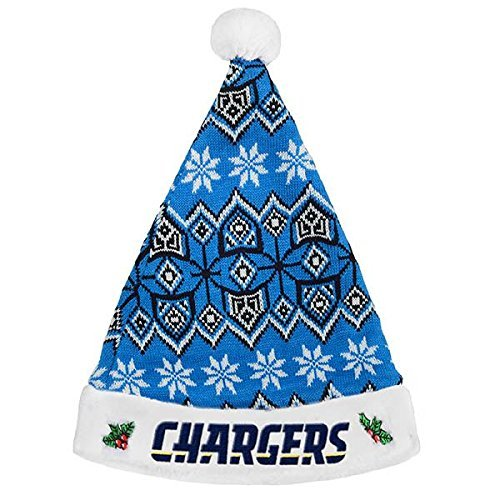 san-diego-chargers-2015-knit-santa-hat-by-forever-collectibles