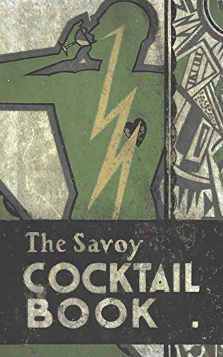 The Savoy Cocktail Book por Harry Craddock