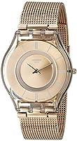 Swatch Reloj Digital de Cuarzo Unisex con Correa de Acero Inoxidable – SFP115M de Swatch