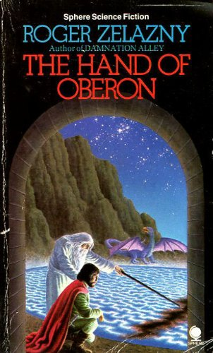 Cover of The Hand Of Oberon (Chronicles of Amber 4)