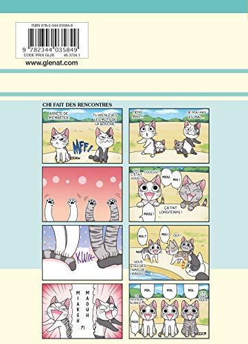 Chi mon chaton - Tome 02