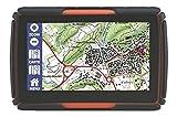 Gps Globe 430 GPS Tout-terrain 4,3' Orange/Noir