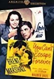 Wac Double Features: Love Is On The Air/You Cant [Edizione: Stati Uniti] [Reino Unido] [DVD]