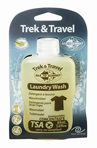 entspr. 4,44 Euro/100ml - Verpackung: 89ml - Reisewaschmittel Liquid Laundry Wash