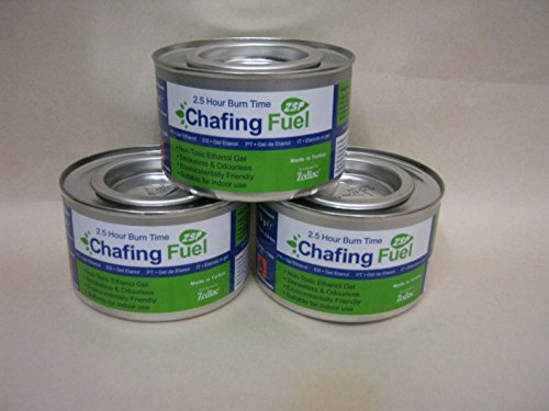 New Chafing Dish Chafer Fuel Gel PK3