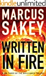 Written in Fire (The Brilliance Trilo...