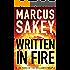 Written in Fire (The Brilliance Trilogy Book 3)