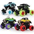 XuBa Kinder Legierung Geländewagen Modell Spielzeug Ziehen Diecast Model Spielzeug Junge Geschenk von XuBa