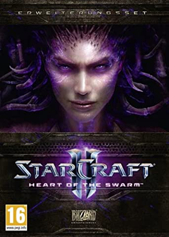 StarCraft II : Heart of the Swarm (Add On) [AT
