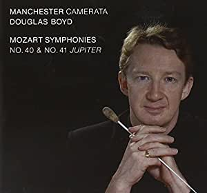 Mozart - Symphonies Nos 40 & 41 'Jupiter'
