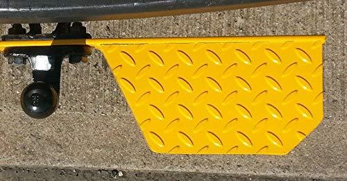 Schwerlast-Anhängerkupplung, für Anhängerkupplung, Gelb, 1 Stück (Schwerlast-anhängerkupplung)