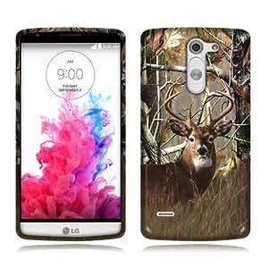 LG G3 Stylus D690 Deer Hunter TPU Skin Cover