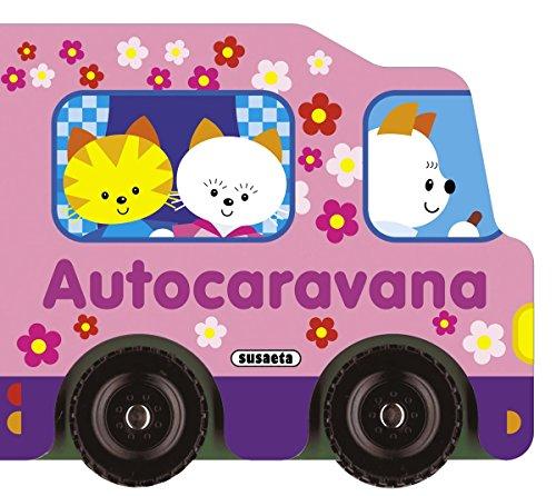 Autocaravana (Rueda, rueda.) por Jordi Busquets