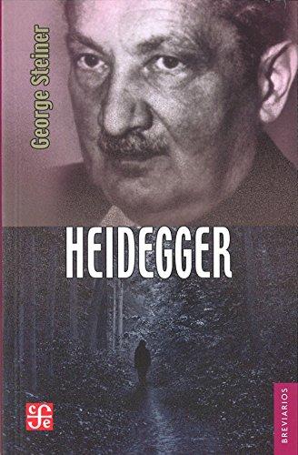 HEIDEGGER (Breviarios) por GEORGE STEINER