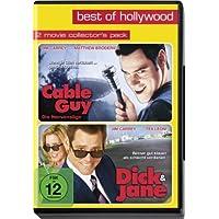 Cable Guy - Die Nervensäge/Dick und Jane - Best of Hollywood