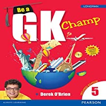 Be a GK Champ by Pearson for Class 5
