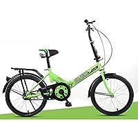 XQ- 20 Zoll XQ Single Speed Adult Faltrad Dämpfung Student Auto Kinder Fahrrad