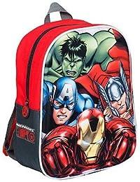 Marvel Vengadores - Mochila (32 x 25 x 10cm)