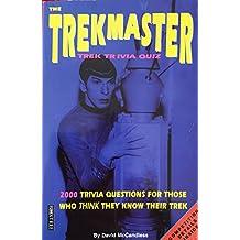 Trek Master Quiz Book