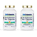 2-pack Life Extension MixTM Capsules, 100 capsules by Apran