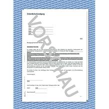 Suchergebnis Auf Amazonde Für Arbeitsvertrag Kündigung Vorlage