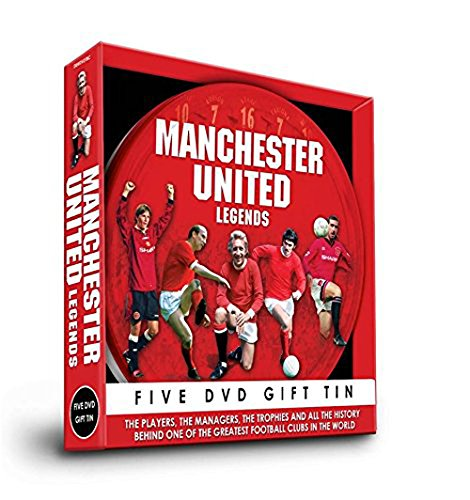 Manchester United F.C. Manchester United Legends [DVD]